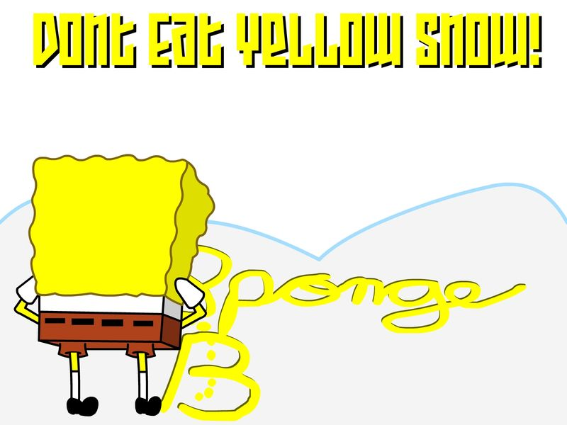Dont_Eat_Yellow_Snow_by_CypherGraphix